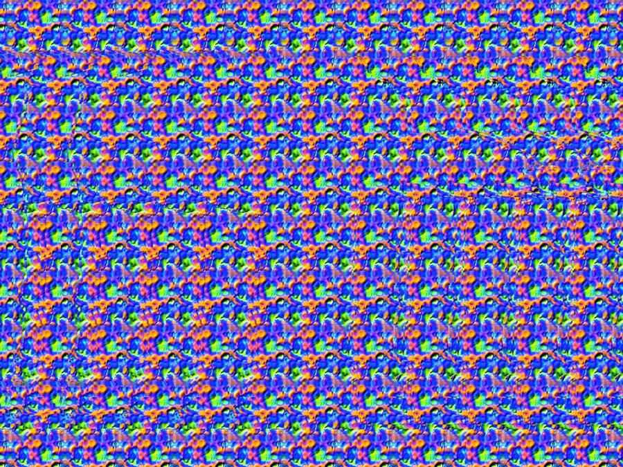 Третий глаз картинки сложные смотреть