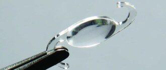 Какой искусственный хрусталик лучше ставить при катаракте?