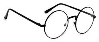 Кому идут круглые очки